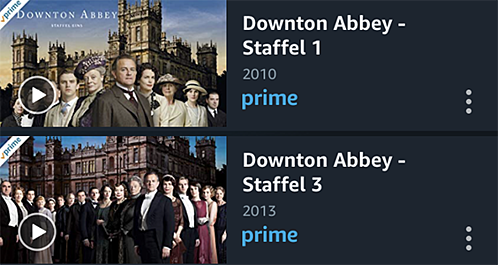 Downton Abbey_Amazon Prime Video_Screenshot