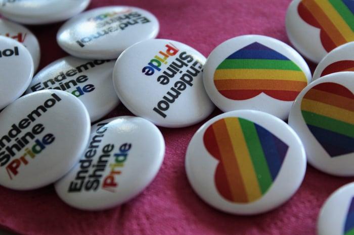 Endemol Shine Pride Launch