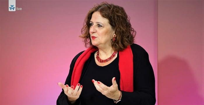 Dr. Anja Zimmer, Direktorin der Medienanstalt Berlin-Brandenburg (Foto: Screenshot)